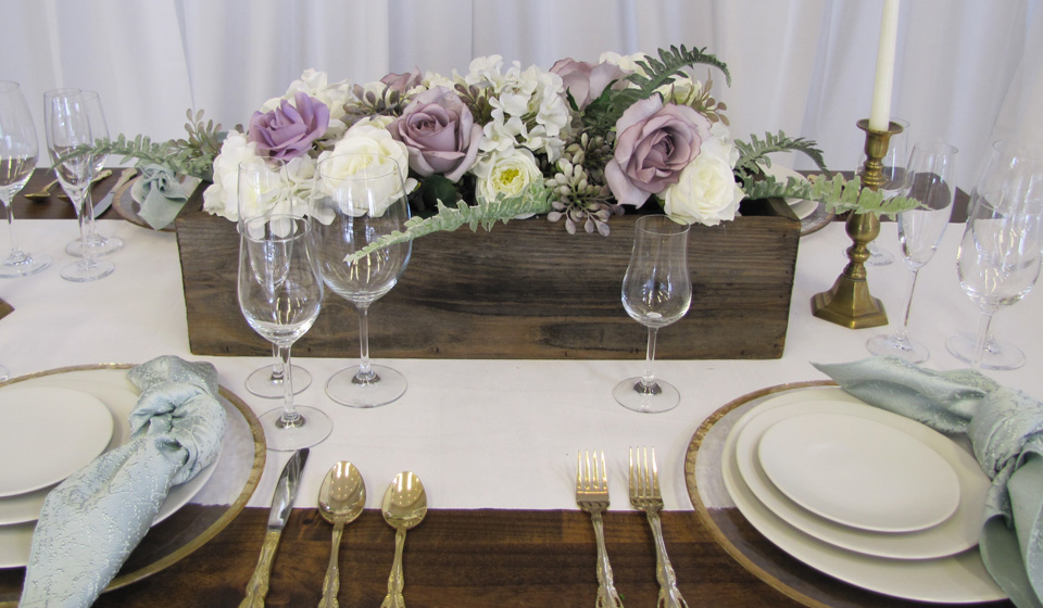 Wedding rentals in Santa Clara CA, San Jose, Los Gatos, Campbell, Los Altos, Sunnyvale CA