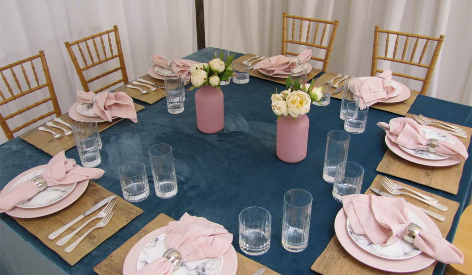 Table rentals in Santa Clara CA, San Jose, Los Gatos, Campbell, Los Altos, Sunnyvale CA